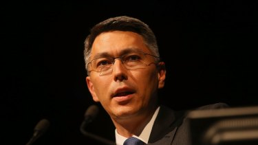 Mike Henry is chief executive of BHP, the world's biggest mining company.