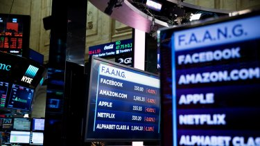 FAANG+ stocks have powered the US economy.