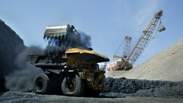 Australia is a major exporter of thermal coal to China.