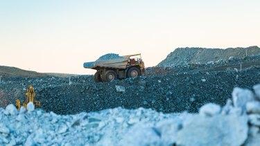 Pilbara Minerals' Pilgangoora lithium mine.