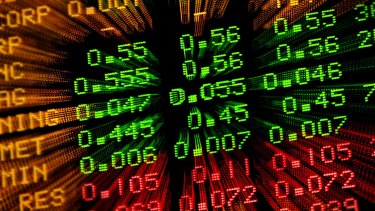 By afternoon trading the gains had already started to fade.