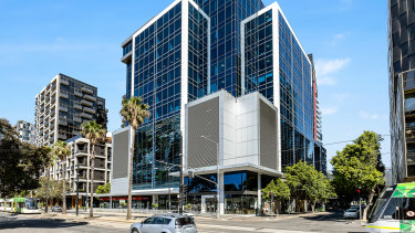 Navantia has merged two offices in Docklands.