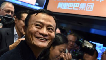 Jack Ma maintains a tight grip on his fintech giant.