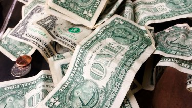 The US dollar is showing signs of a sustained period of weakness.