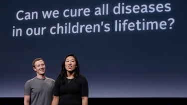 The re-naming of the hospital in 2015 came after Facebook co-founder Mark Zuckerberg and his wife, Dr. Priscilla Chan, in 2015 after the couple gave $US75 million toward a new acute care and trauma centre.