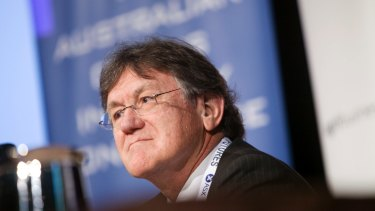 NAB chief economist Alan Oster is concerned the government's outlook may be too optimistic.