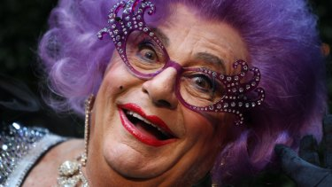 barry humphries comments