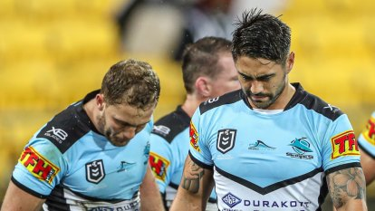 Cronulla's old heads need to stand up and justify their pay packets