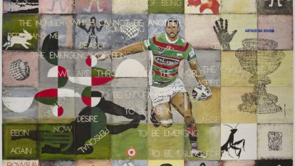 Greg Inglis' closest friends feared the worst when he retired