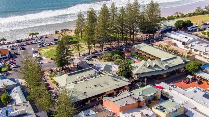 Byron's Beach Hotel on the market with $100m-plus price tag