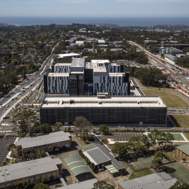 The Northern Beaches Hospital is a development decades in the making.