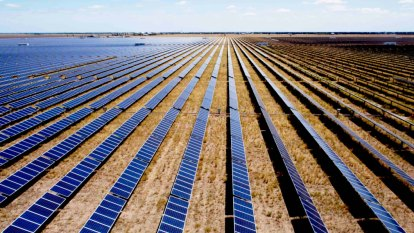 Jump in renewable energy jobs as solar farms overtake hydro power