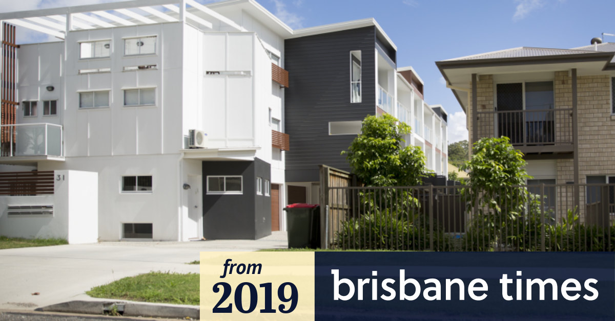 Doubts cast over Brisbane City Council's townhouse ban