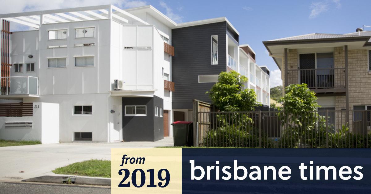 Doubts cast over Brisbane City Council's townhouse ban