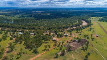 The area around Moranbah is already host to 26 mines - and that may not be the end of it.