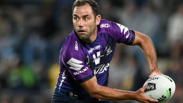 Nrl 2020 Cameron Smith Reveals He Only Wants To Play Under Craig Bellamy