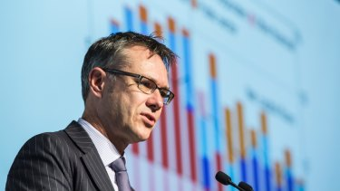 Dr Guy Debelle, deputy governor, Reserve Bank of Australia.