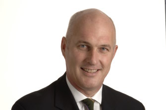 CBA chief risk officer Nigel Williams says training is essential for hiring contractors to work in financial crime.