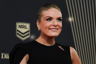 Erin Molan is suing the Daily Mail for defamation over a report that implies she is racist.