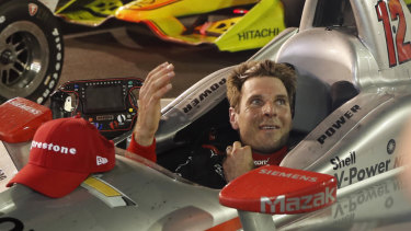 Australia's Will Power continues to dominate IndyCar after taking pole for this weekend's season-opener in Florida.