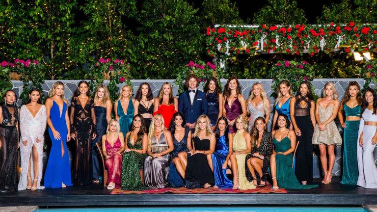 The cast of 'The Bachelor' season six.