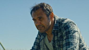 Aaron Pedersen stars in Out of Range, part of SBS's inaugural Short Film Festival.
