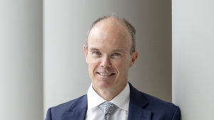 Magellan founder Hamish Douglass, whose resilent performance in the pandemic has made him the wealthiest funds manager operating in Australia.