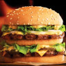Fast feud as McDonald's sues Hungry Jack's over 'Big Jack' burger
