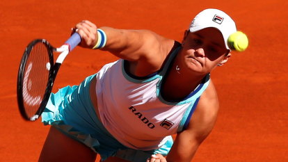 Barty wins in Rome to secure ranking boost