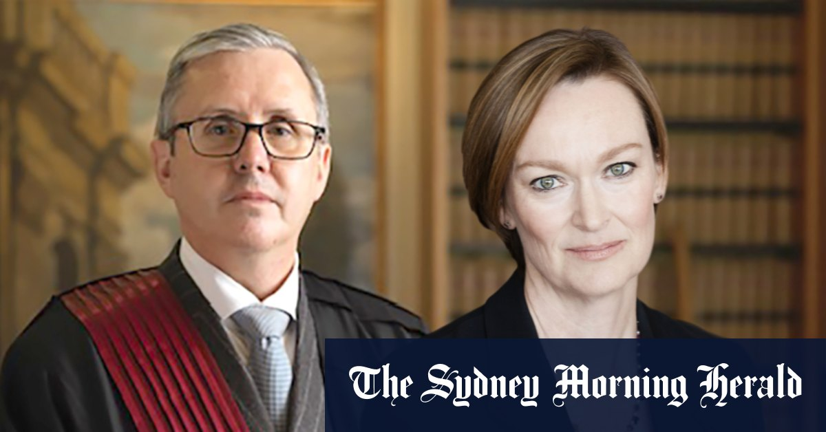 Federal Court judges elevated to High Court as new appointments revealed – Sydney Morning Herald