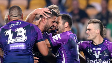 Cameron Smith sets the standards that drive the Storm.