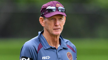 The story leaked on the eve of Wayne Bennett's 800th game.