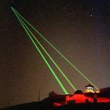 A US Air Force laser research facility.