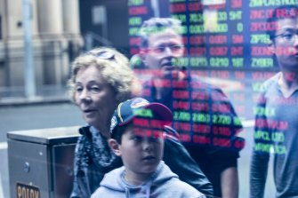 The ASX 200 added 2.4 per cent for the week.