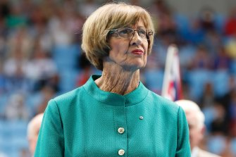 Margaret Court has been a controversial figure due to her comments and opinions.