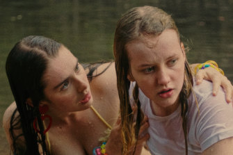 There's an exquisite tenderness to Australian film My First Summer starring Maiah Stewardson and Markella Kavenagh.