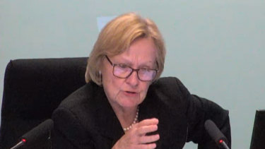Commissioner Patricia Bergin's findings will be released publicly on Tuesday afternoon.