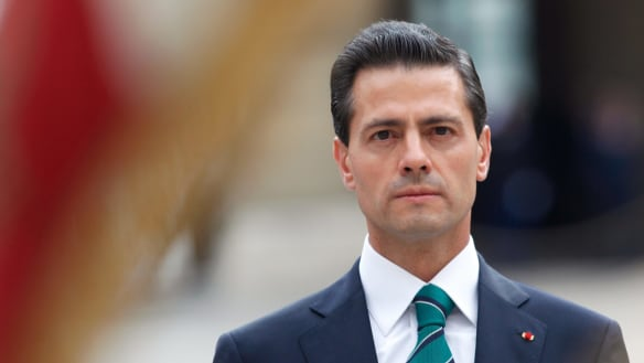A $100m bribe to the former president? Mexicans shrug it off