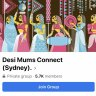 Sydney woman sued over comment in Facebook mothers' group