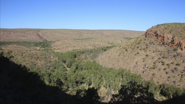 Kachana Station is located in the Durack Range in the East Kimberley.