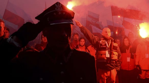 Poland is a nation divided as it marks the anniversary of its rebirth