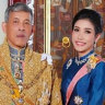 Thai king reinstates 'flawless' consort