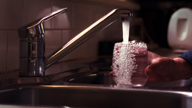 Every Australian household is encouraged to flush their taps every morning.,
