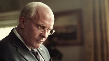 Christian Bale stars as Dick Cheney in <i>Vice</i>.