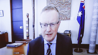 Philip Lowe, speaking to the virus inquiry, has pointed to ways of accelerating Australia's post-crisis recovery.