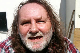 Steven Colley, 57, died in squalid conditions.