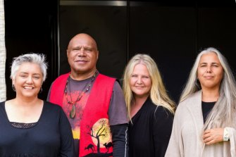 Tiddas, with Archie Roach