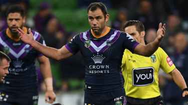 Questions being asked: Cameron Smith's testimonials have come under the spotlight.