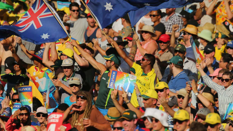 Trending upwards: Cricket Australia is announcing a nine per cent increase in participation numbers.