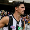 In charge: Pendlebury back to face Demons